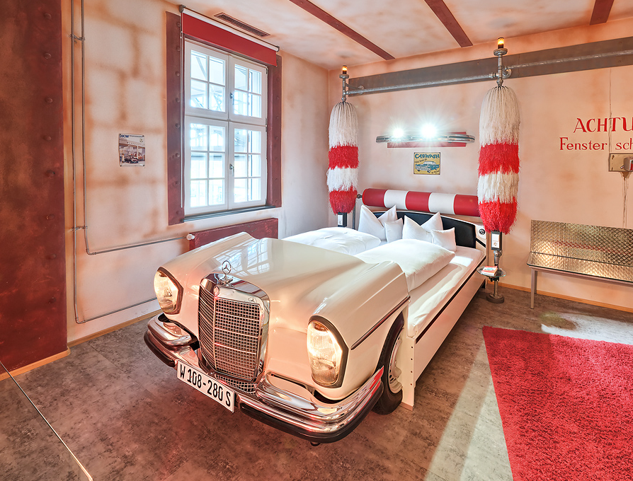 Hotel V8 im Meilenwerk, Böblingen