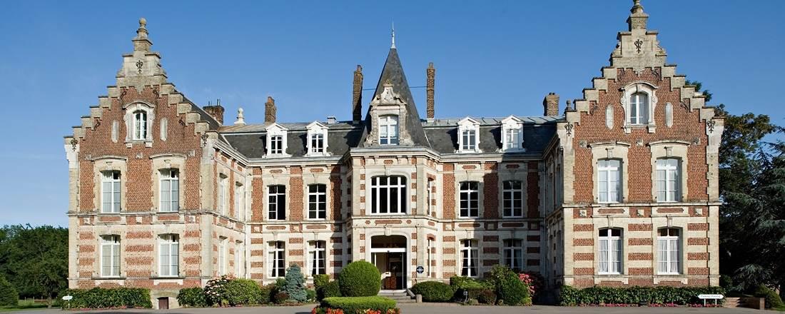 hoteles castillo Najeti Hôtel Château