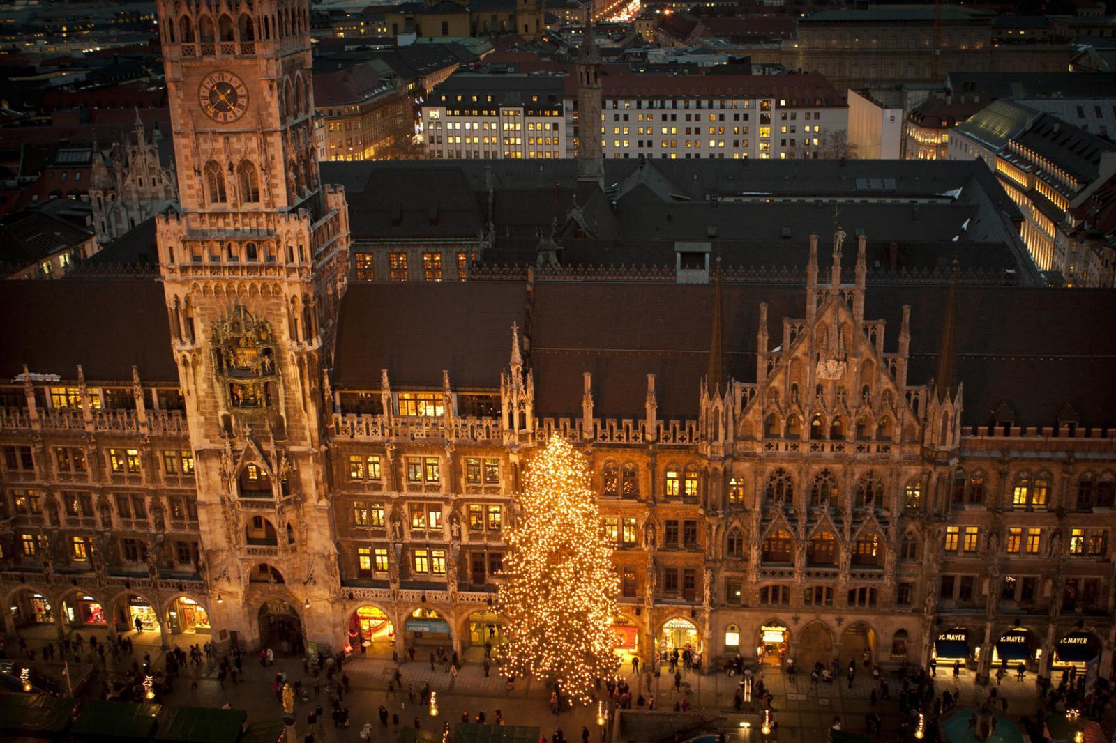 Mercadillo Navidad Munich