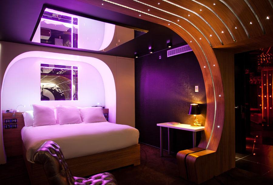 Hotel Seven, París