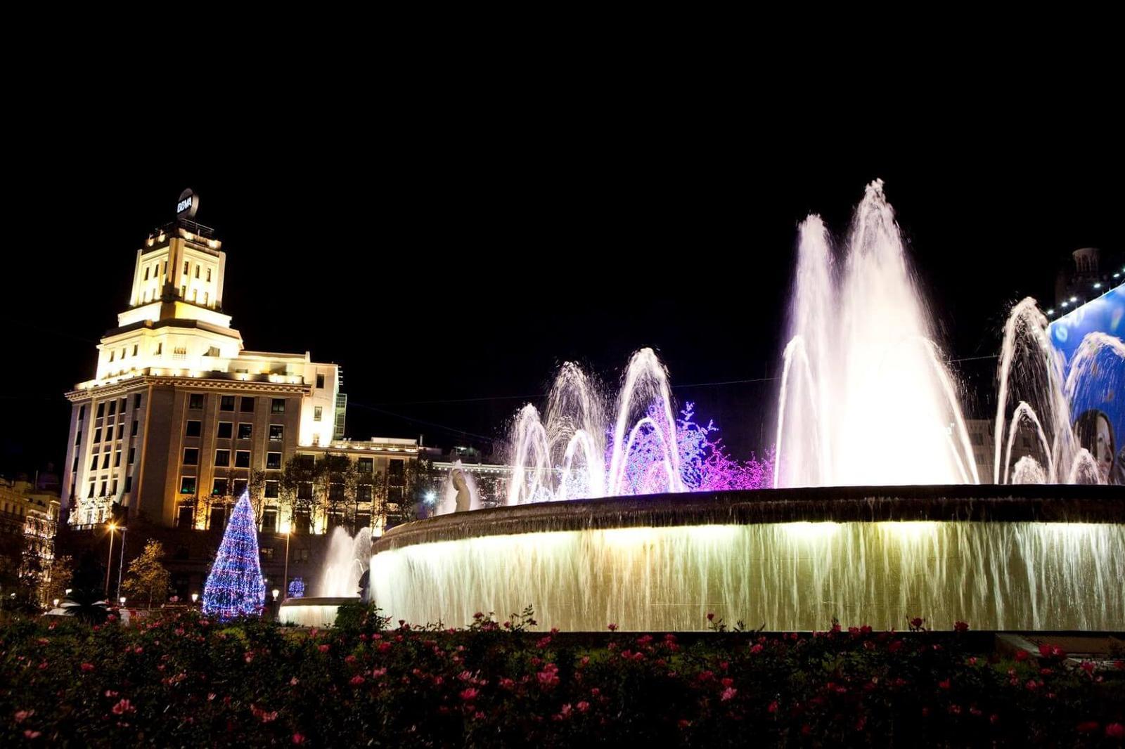 tradiciones navideñas en europa Barcelona