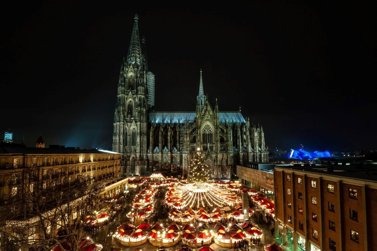 tradiciones navideñas en europa Colonia