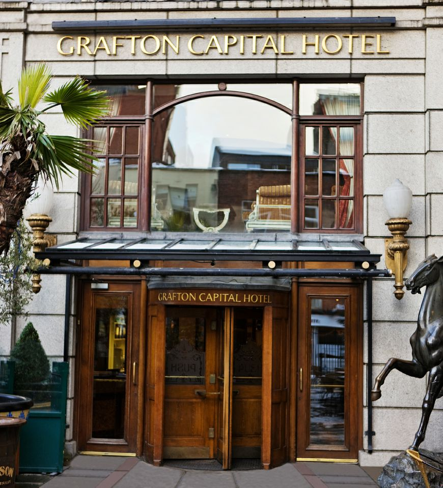 Hotel Grafton Capital, Dublín