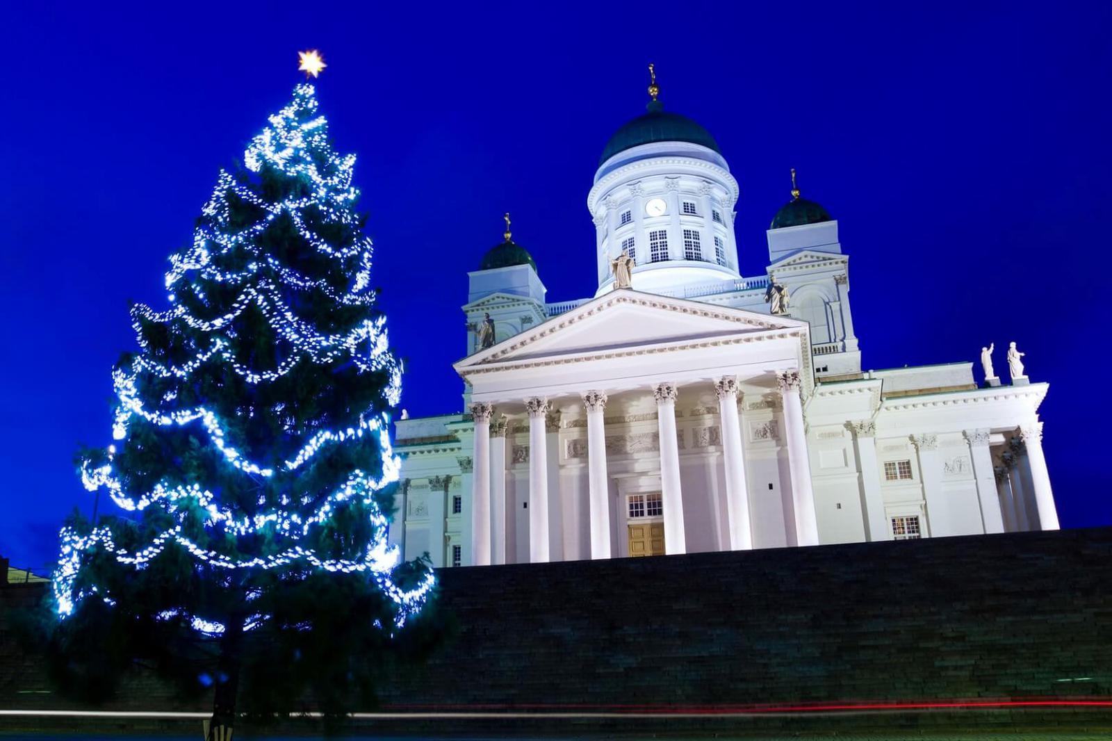 tradiciones navideñas en europa Helsinki