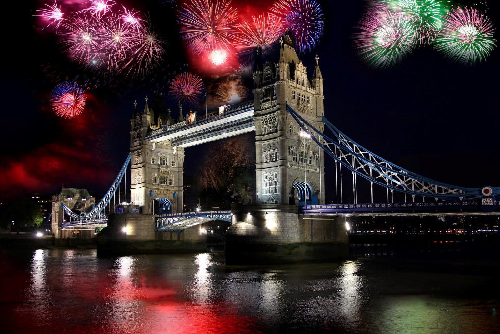 tradiciones navideñas en europa Londres