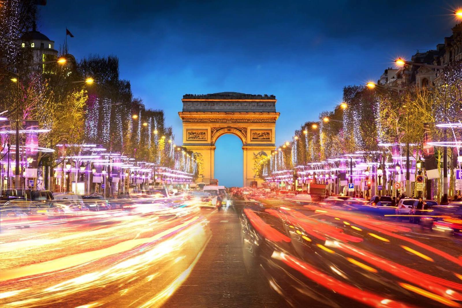 tradiciones navideñas en europa Paris
