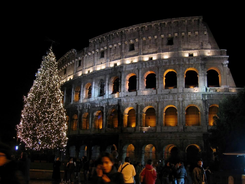 tradiciones navideñas en europa Roma