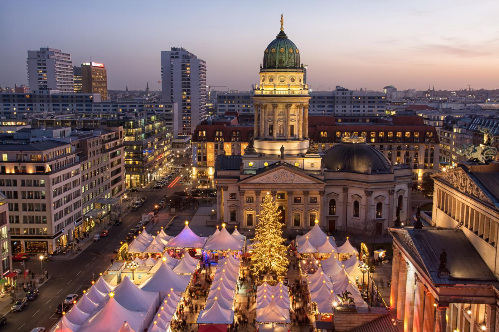 Berlin Christmas