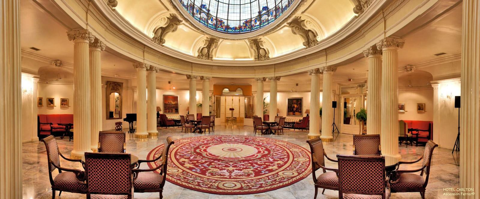 Hall - Hotel Carlton Bilbao