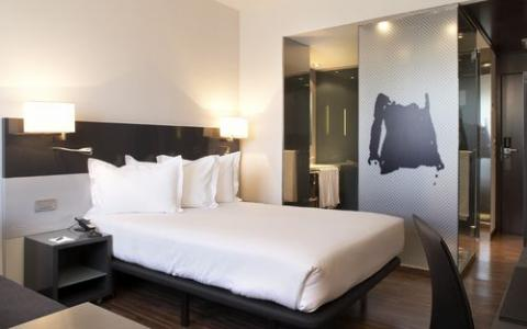 Habitación del AC Hotel Madrid Feria by Marriott, Madrid