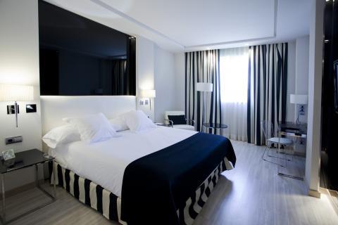 Habitación del Hotel Maydrit, Madrid
