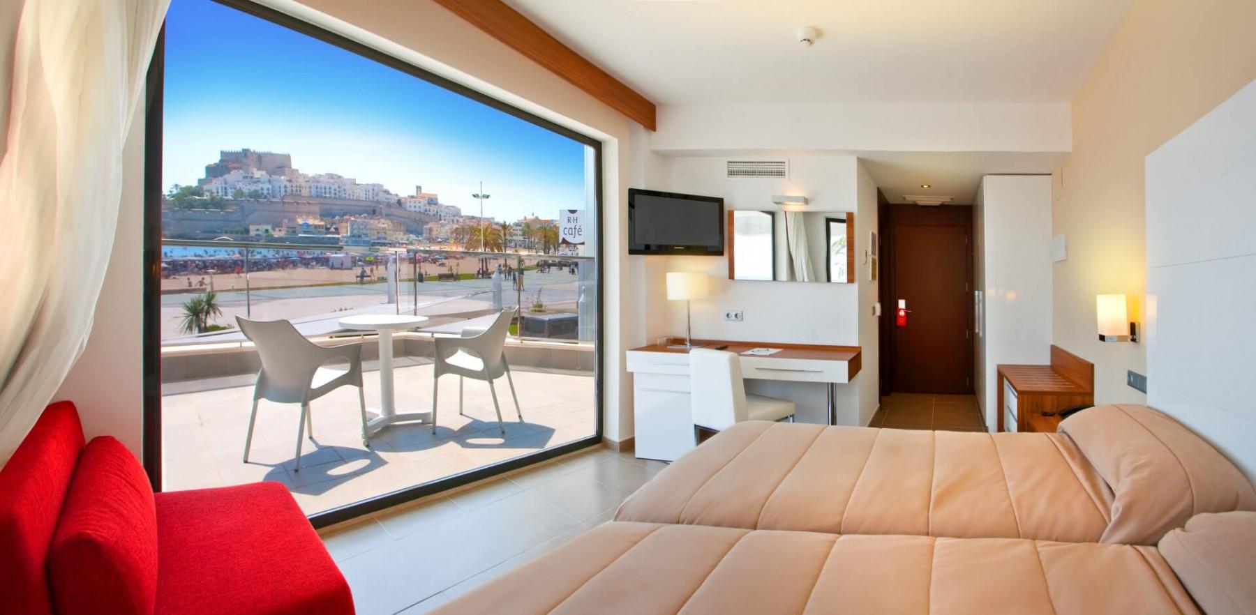 hoteles baratos san valentin Peñíscola
