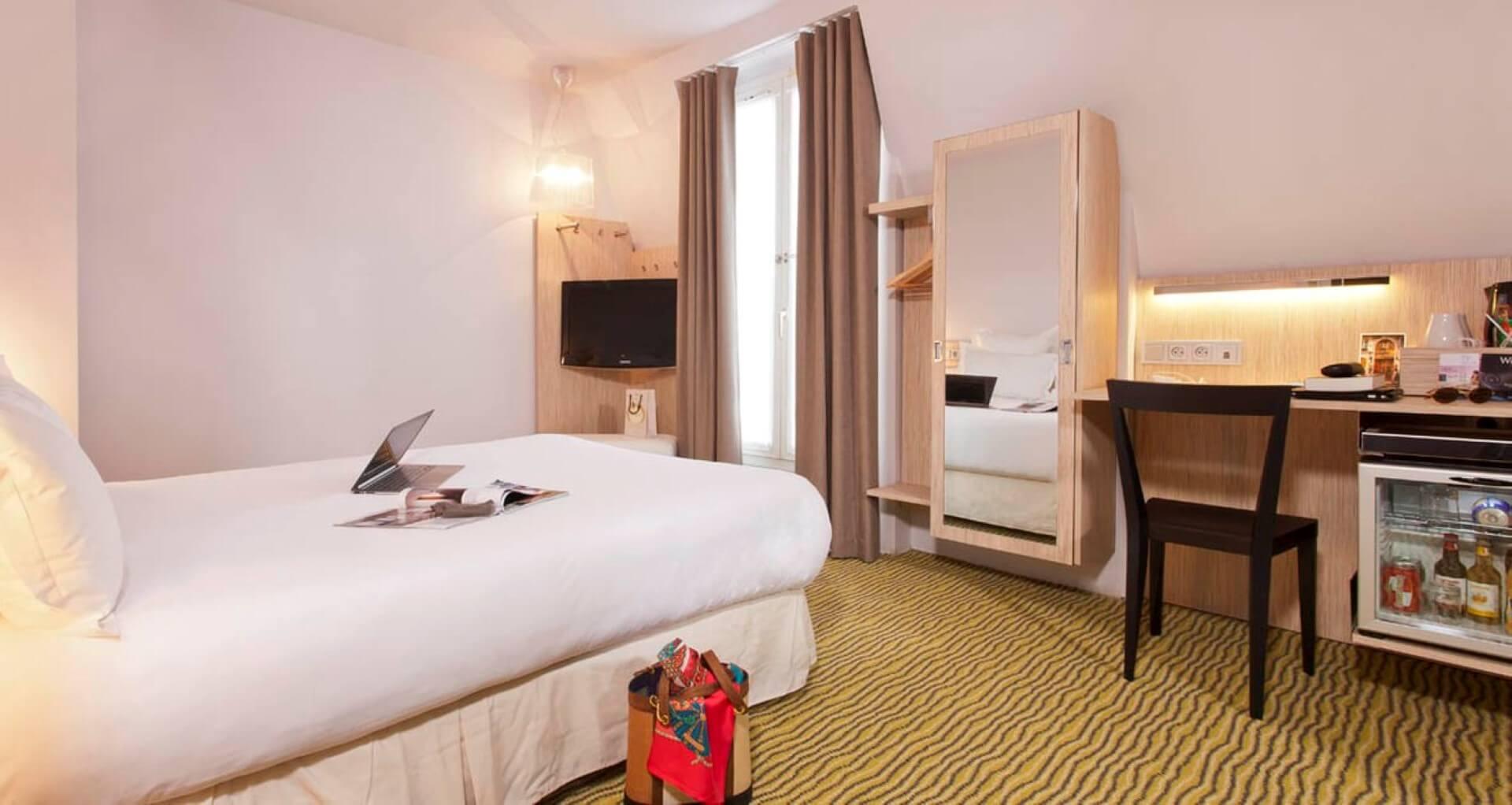 hoteles economicos paris Gare de l'Est Francais