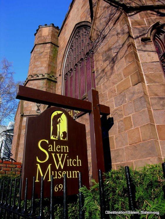 noche de halloween Museo de la Brujas de Salem (EEUU)
