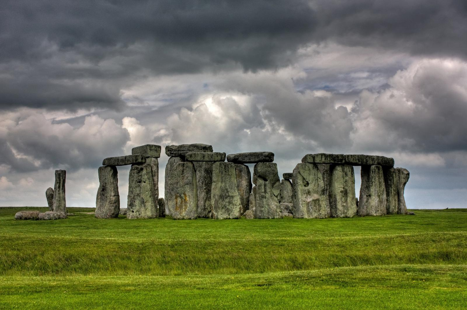 noche de halloween Stonehenge