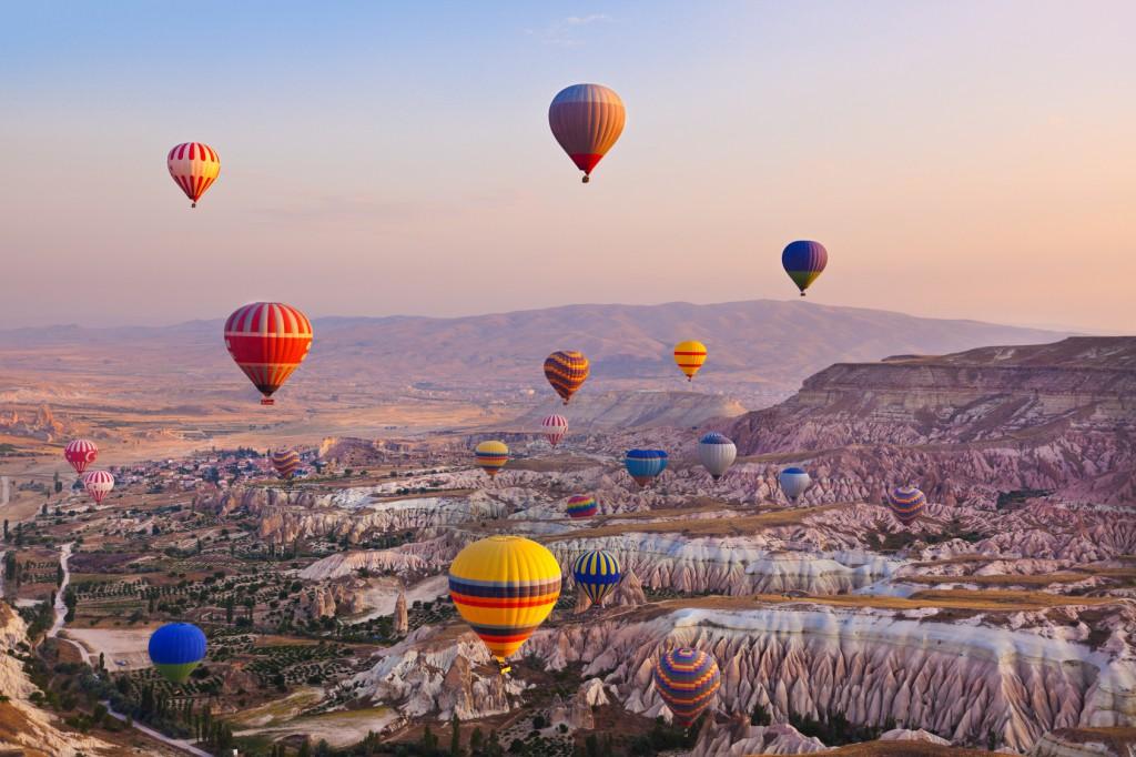 que ver en Turquía Cappadoccia