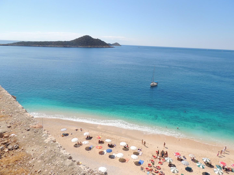 que ver en Turquía Playa de Kaputa