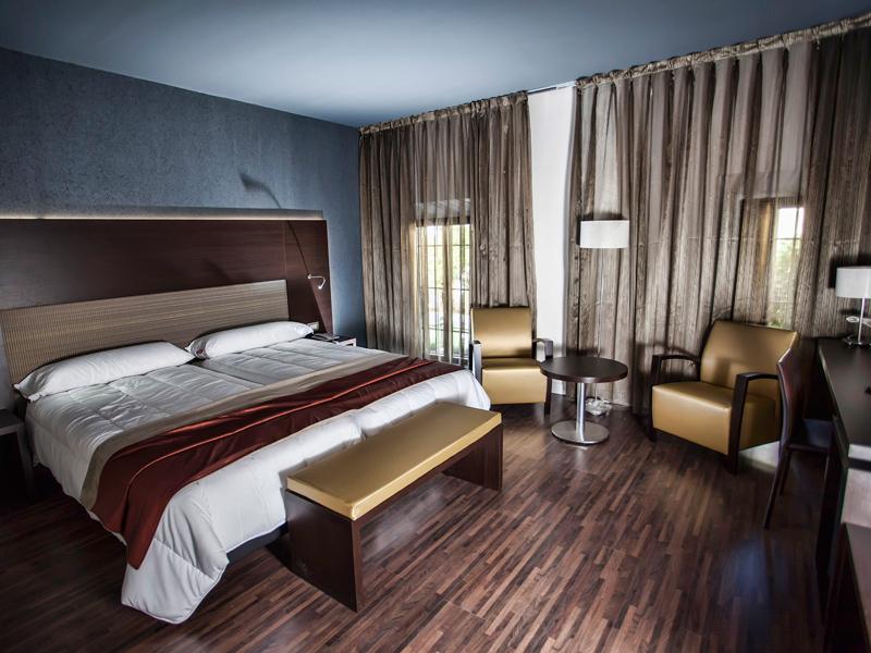 turismo industrial Hotel Sercotel Asta Regia Jerez