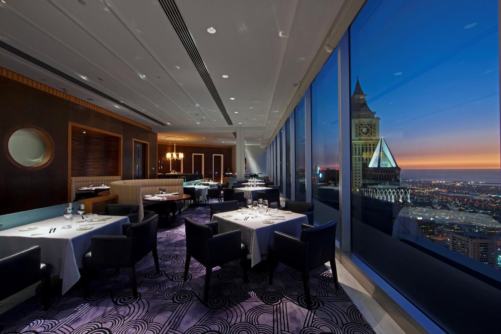 Jumeirah Emirates Towers Dubai