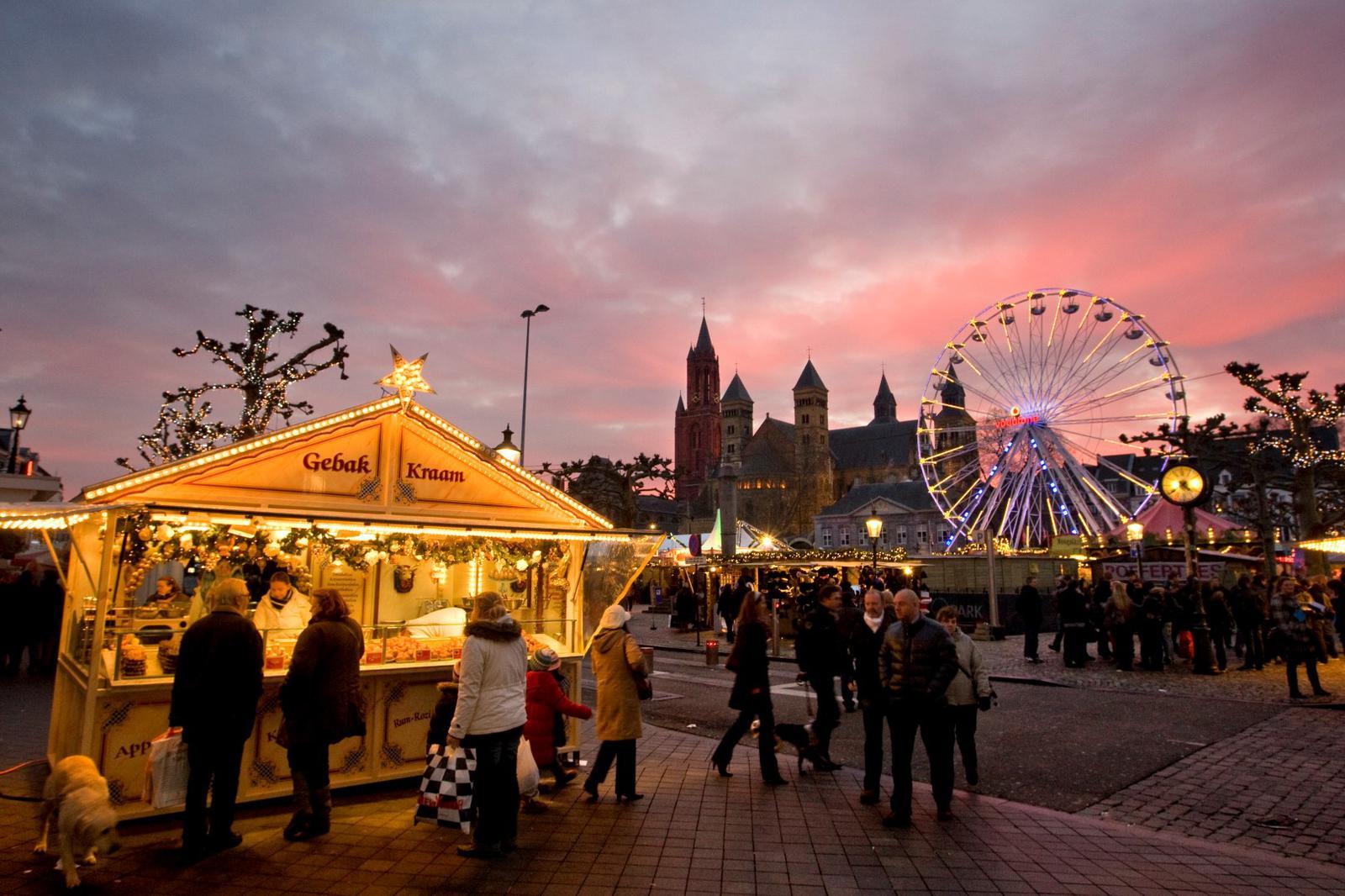 mercadillos de navidad Magisch Maastricht 2010