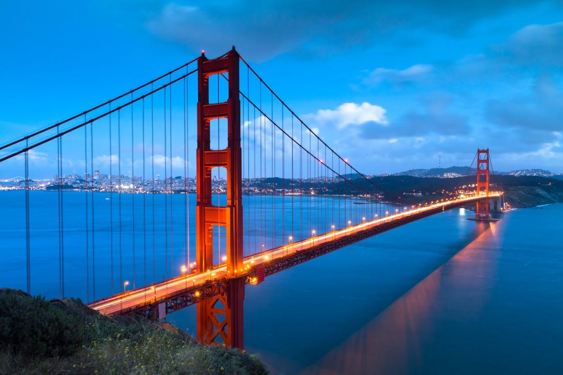 vuelta al mundo en 80 días Golden Gate