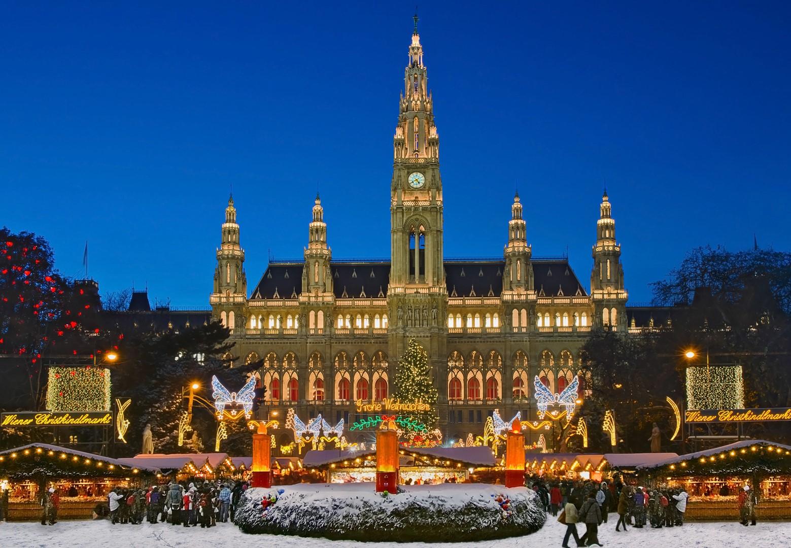 mercadillos de navidad Wiener Weihnachtsmarkt