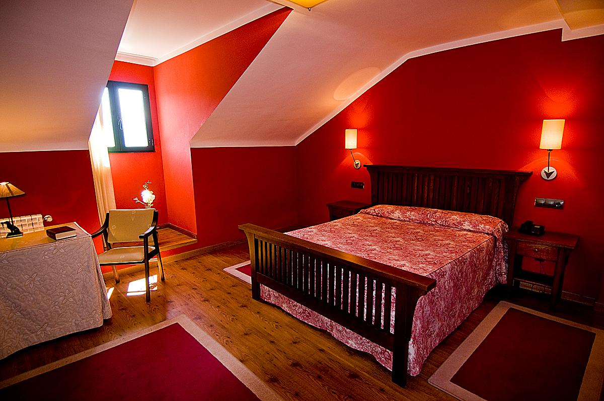 Habitación en Hotel La Cepada en Cangas de Onís