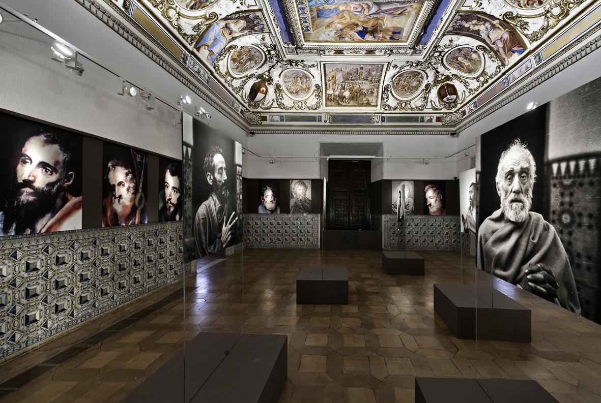 """donde viajar en 2014 Exposición El Greco: Los Apóstoles. Santos y """"locos de Dios"""""""