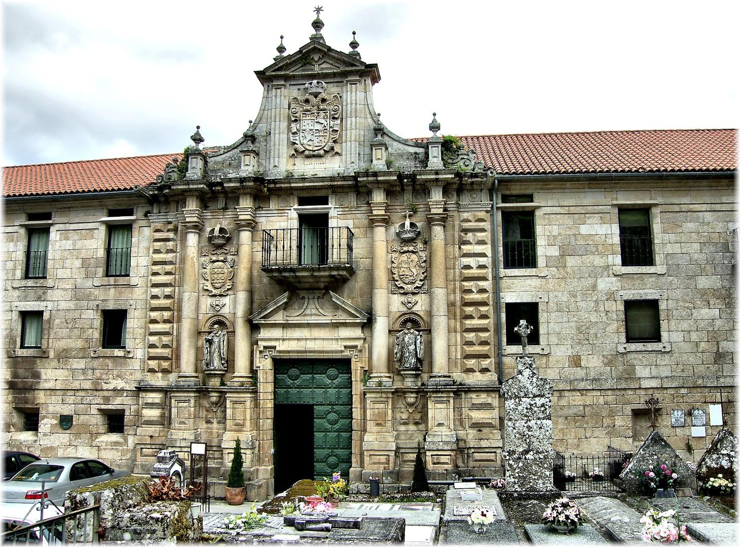 Santo Estevo de Ribas do Sil (Ourense) (C) José Luis Cernadas Iglesias