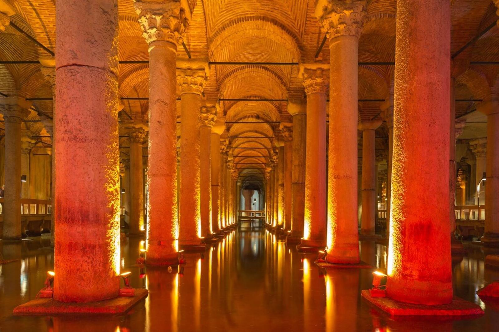 Basílica Estambul