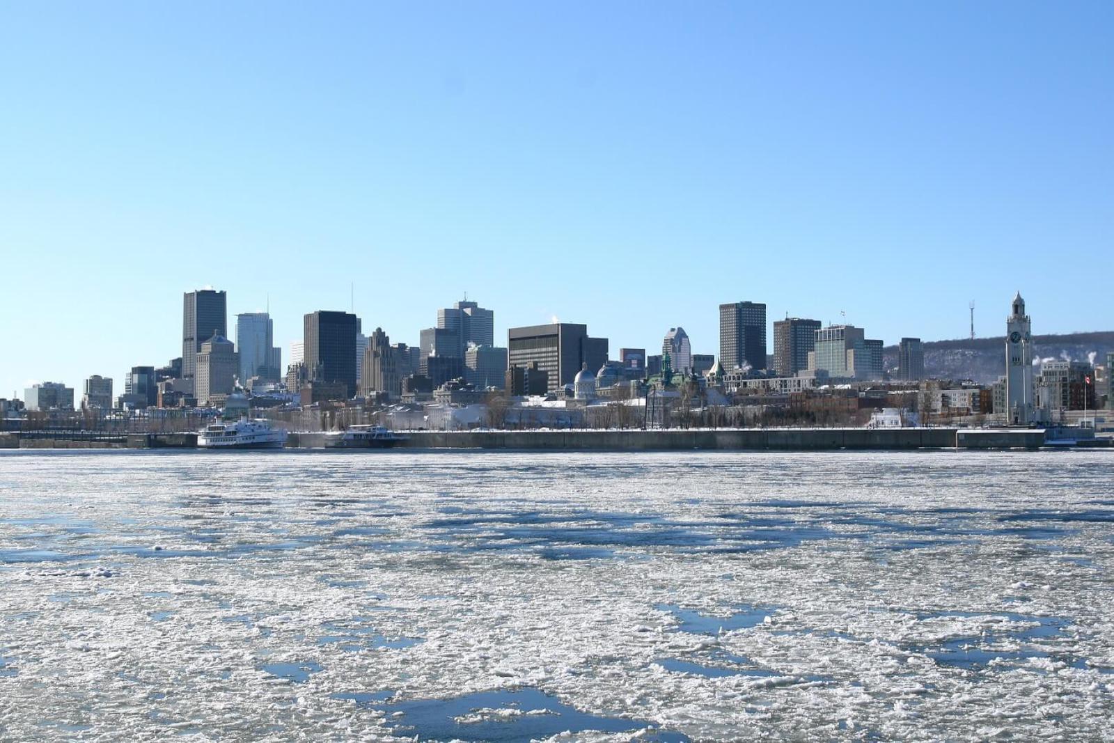 Montreal en invierno