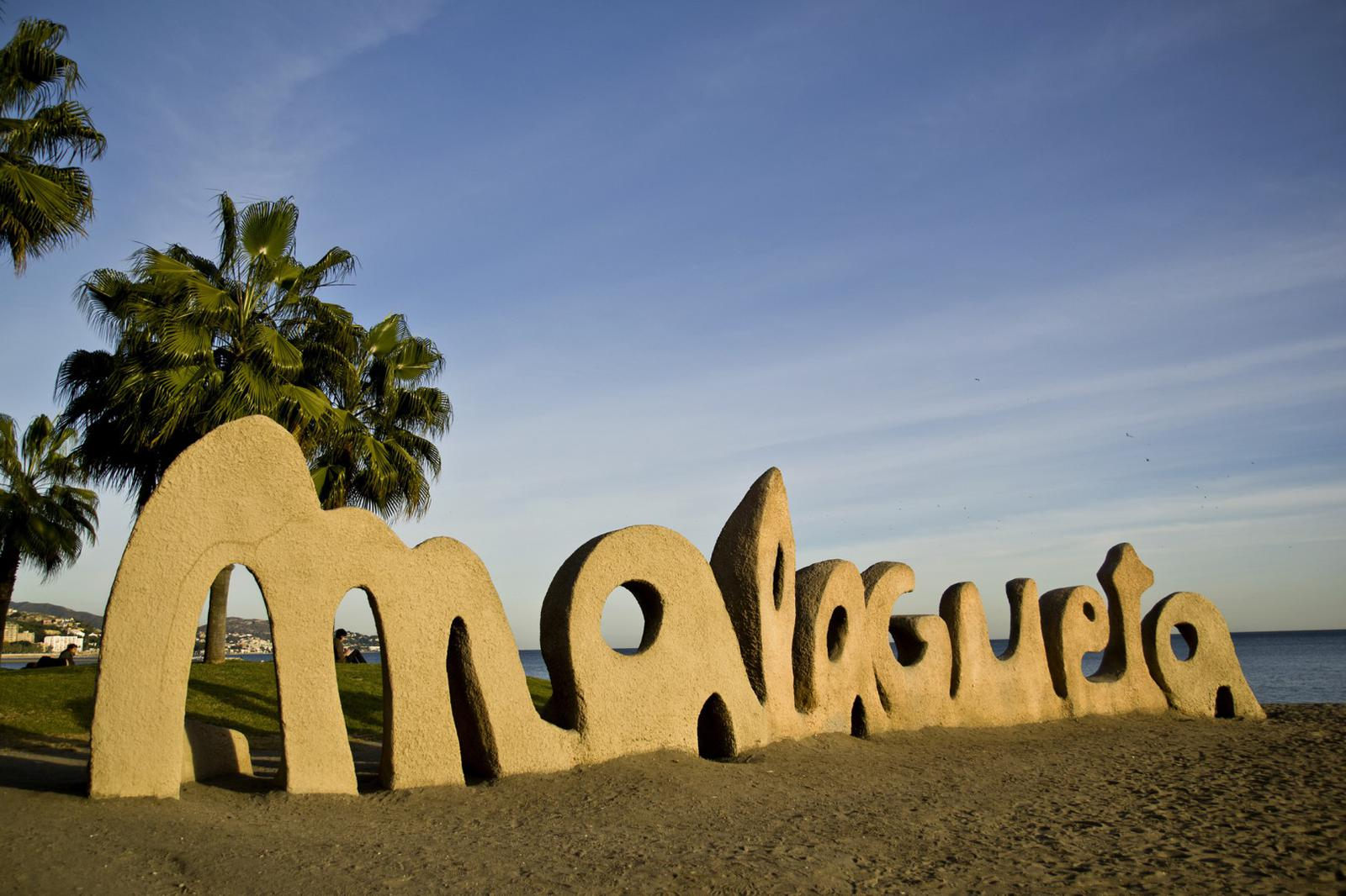 Festival de Málaga Playa de la Malagueta.