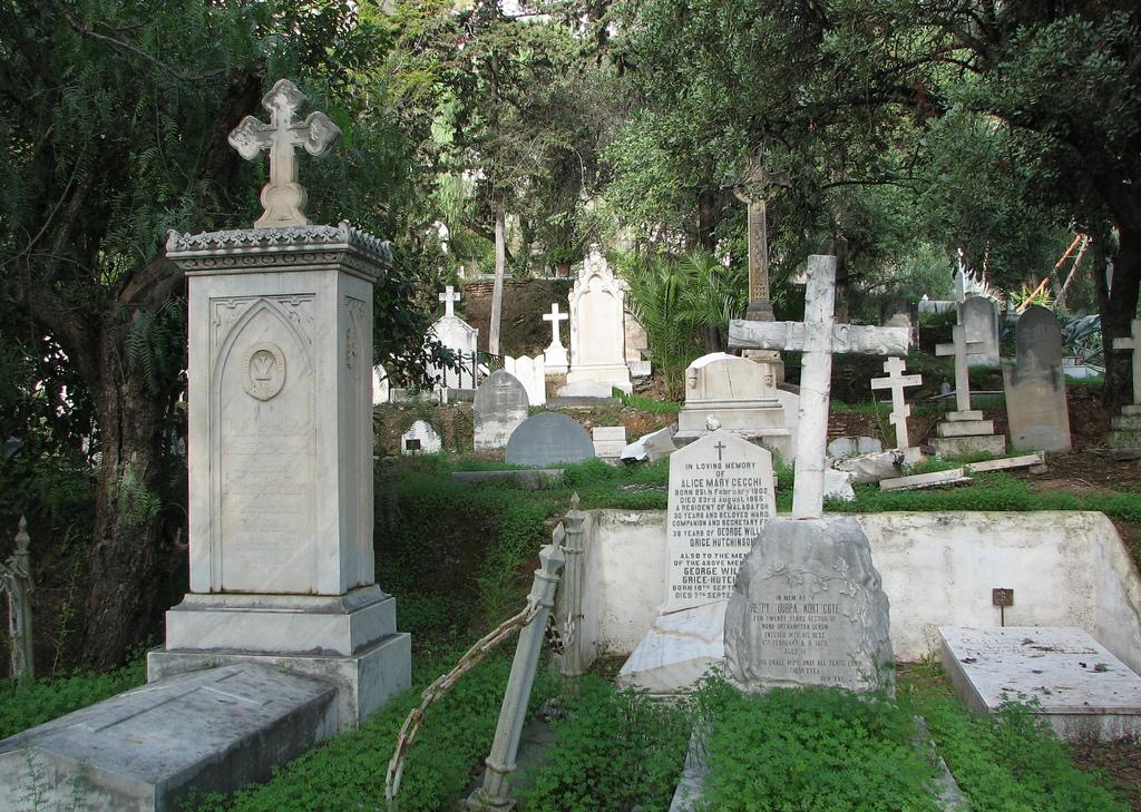 Festival de Málaga Cementerio inglés de Málaga.