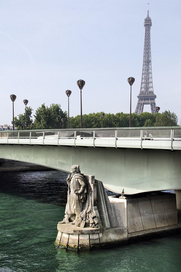 El Zuevo de Pont de l'Alma.