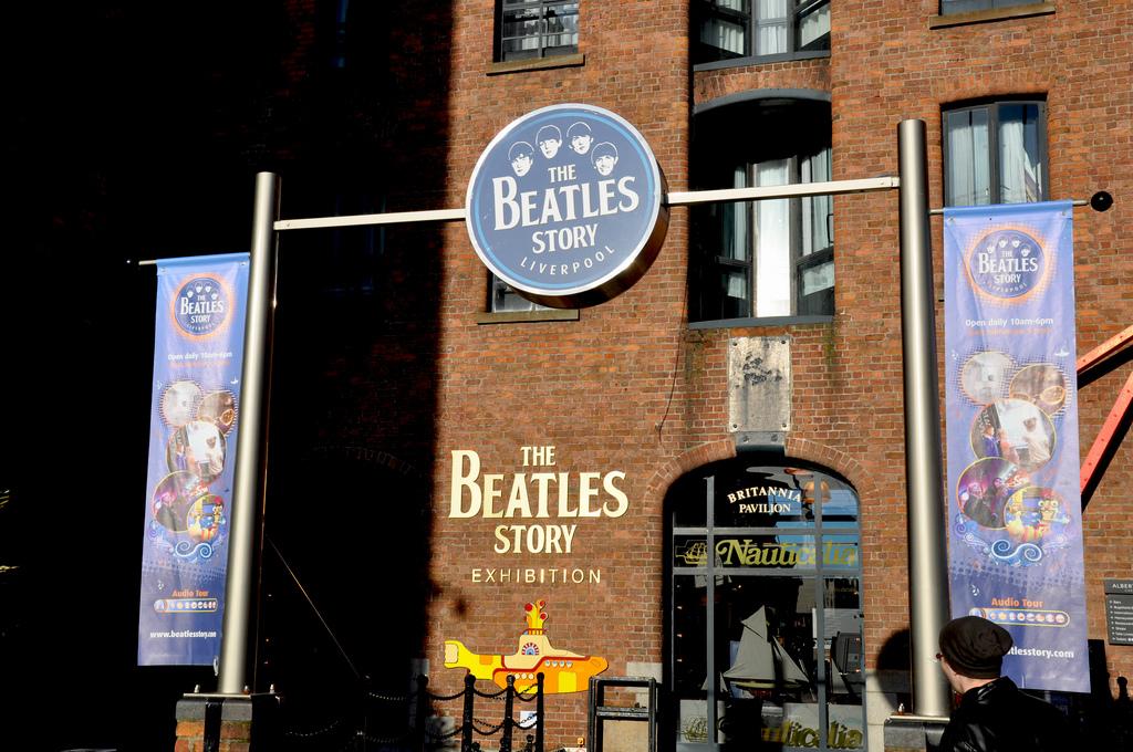 Liverpool de Los Beatles