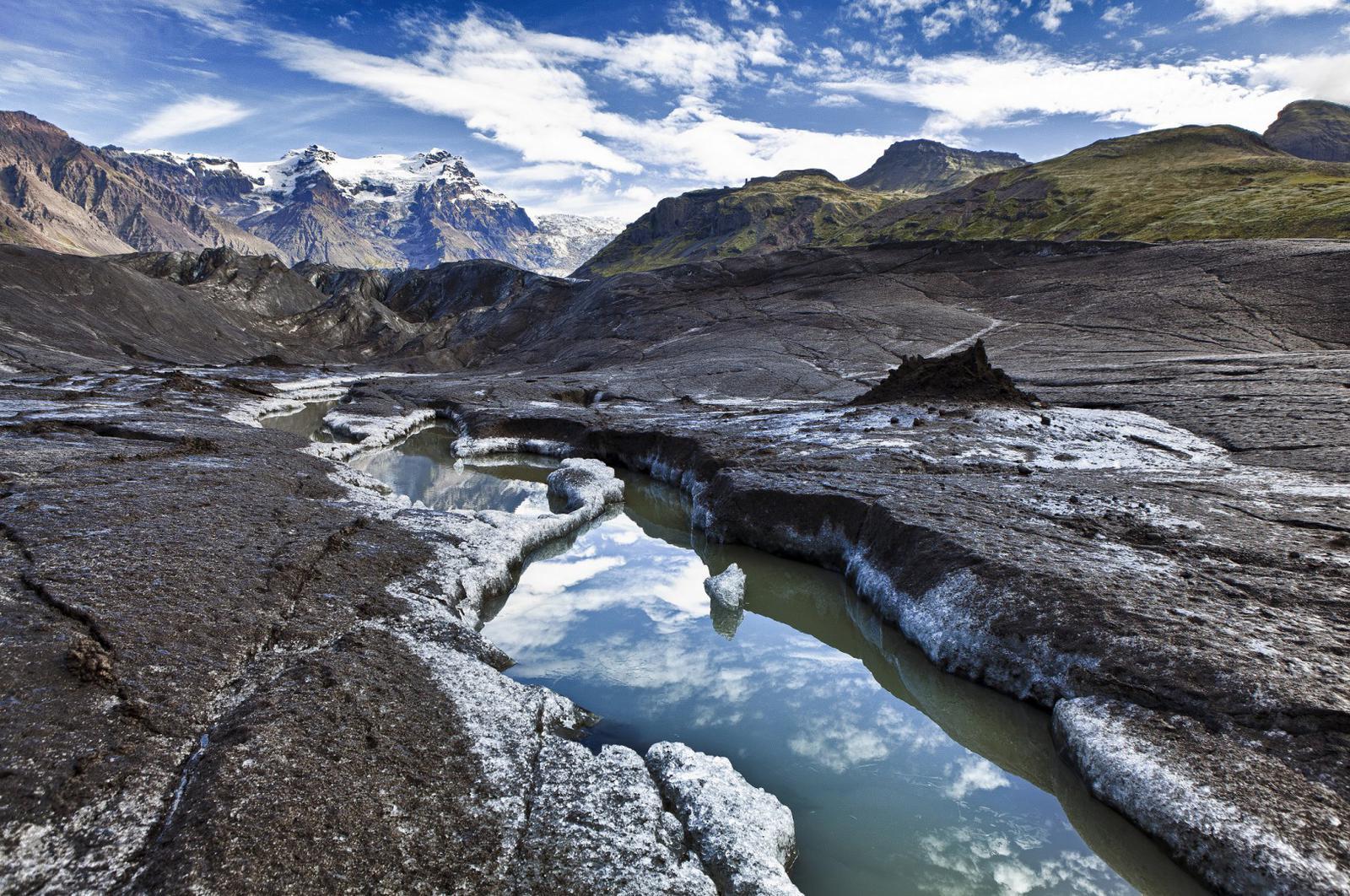 Svinafellsjokull | Foto: Oficina de Turismo de Islandia