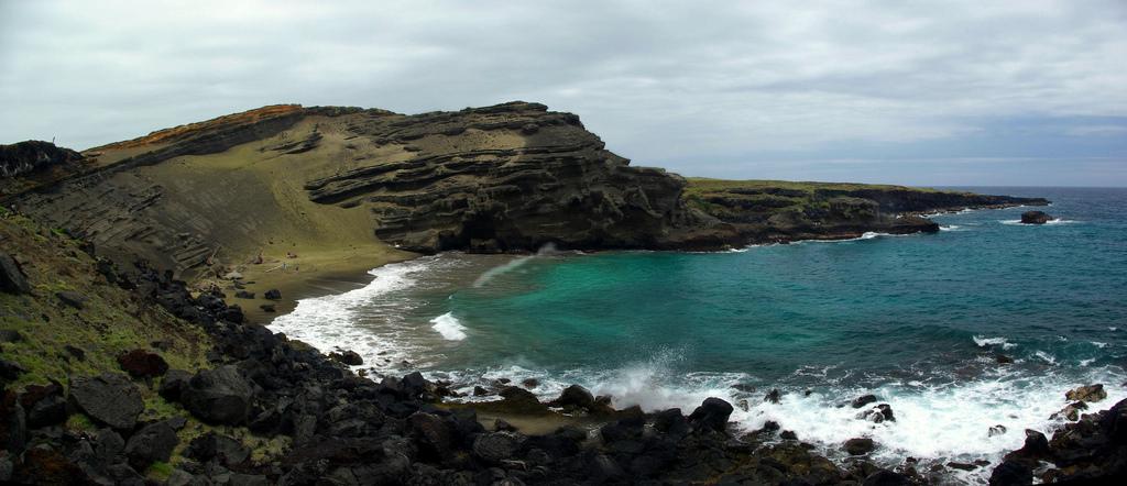 playas más impresionantes playa de Papkoleau