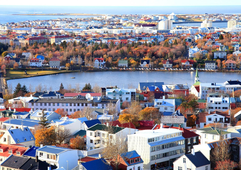 Reykjavik medio ambiente