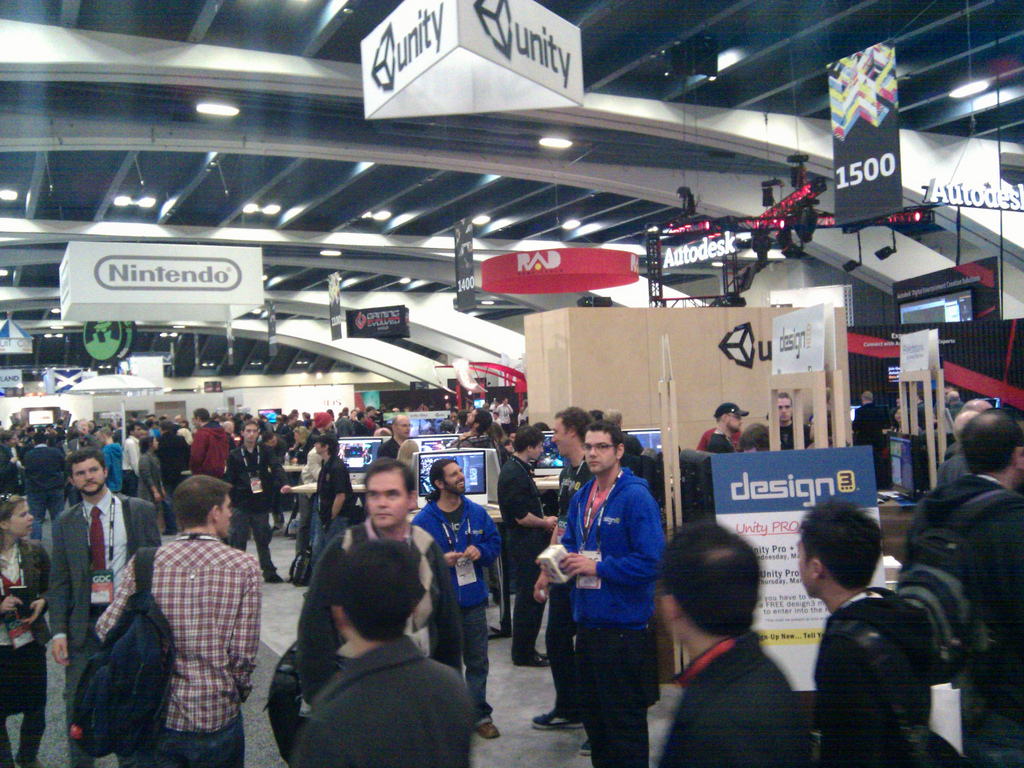 eventos de videojuegos game developers conference san francisco