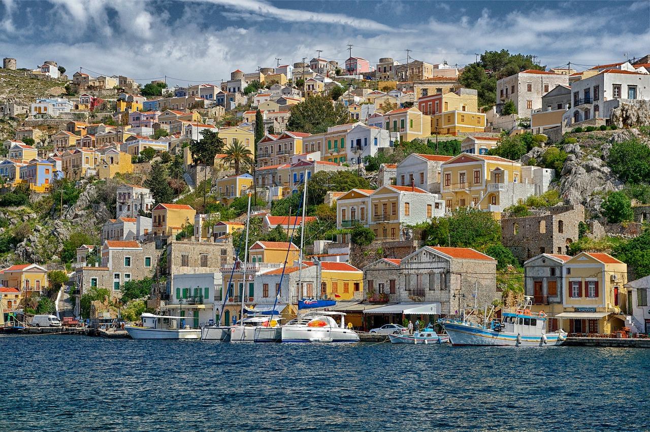 islas griegas symi