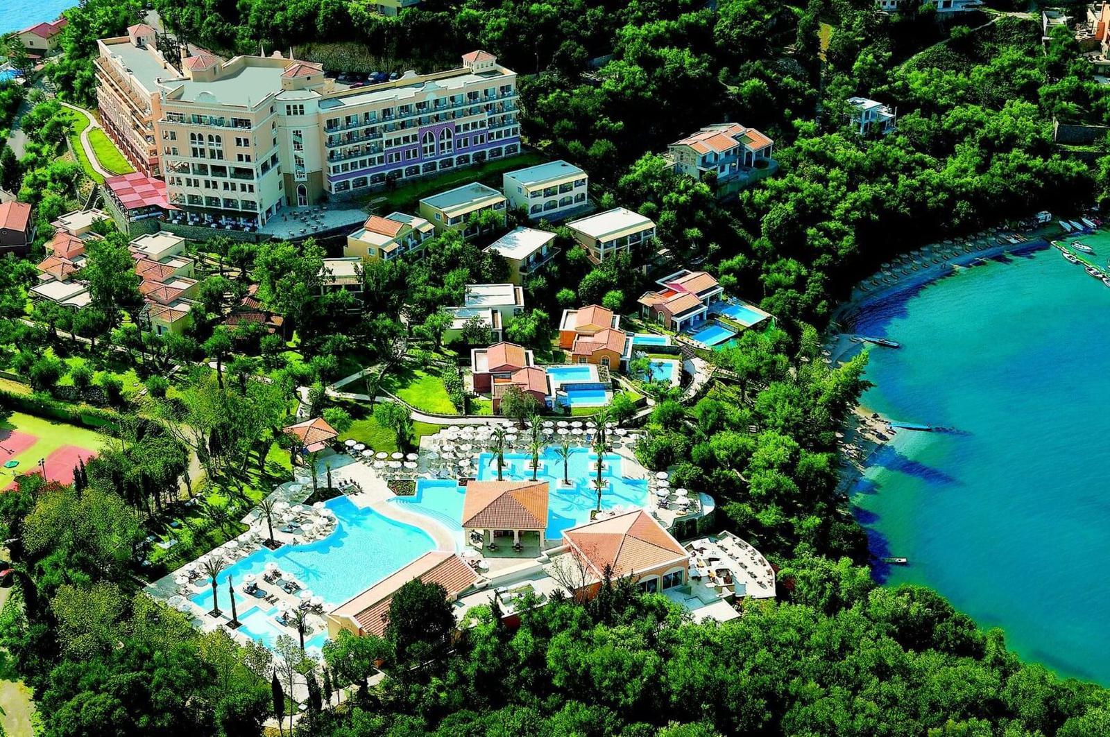 hoteles con piscina en Grecia Grecotel Eva Palace