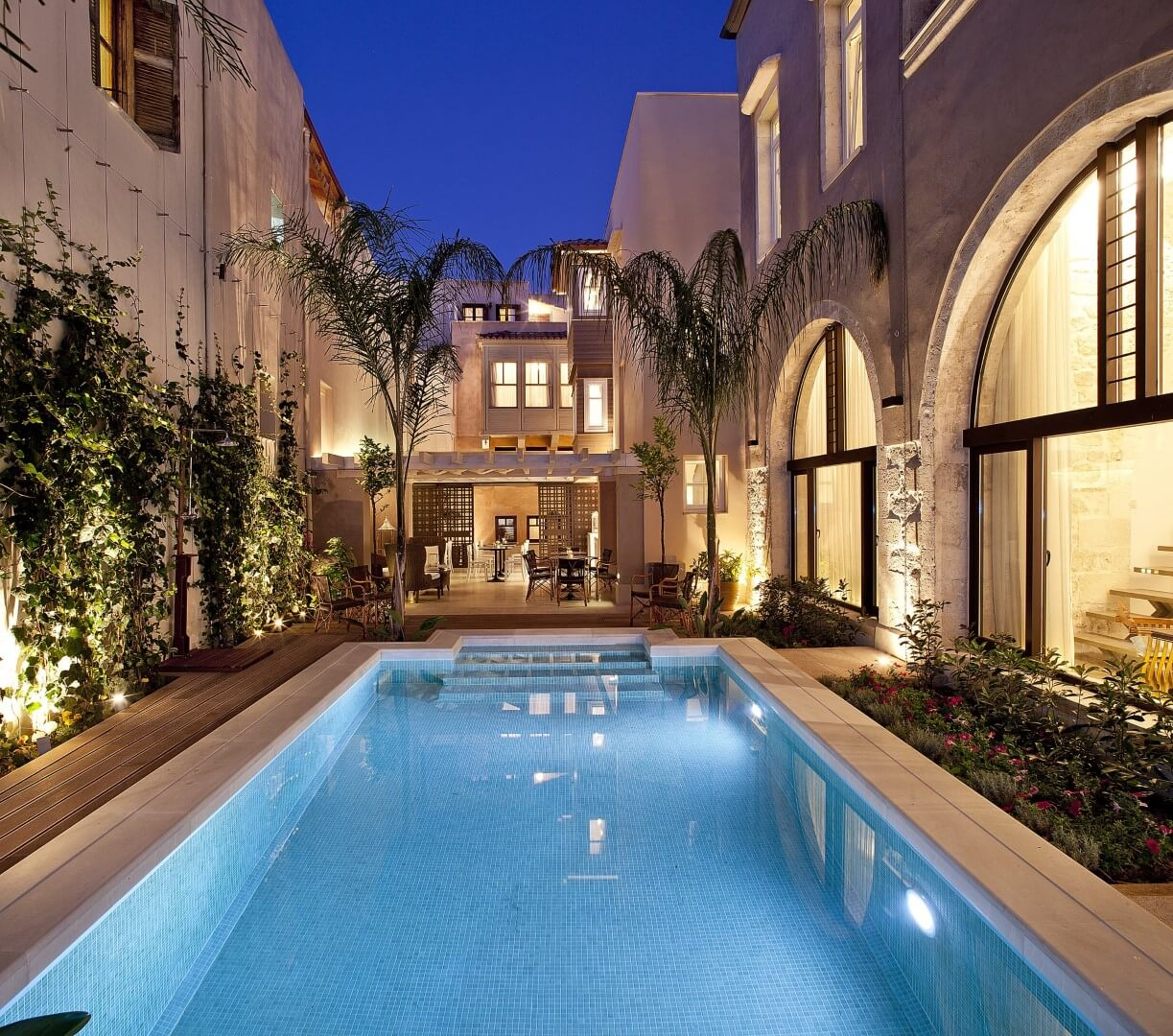 hoteles con piscina en Grecia Hotel Rimondi Boutique
