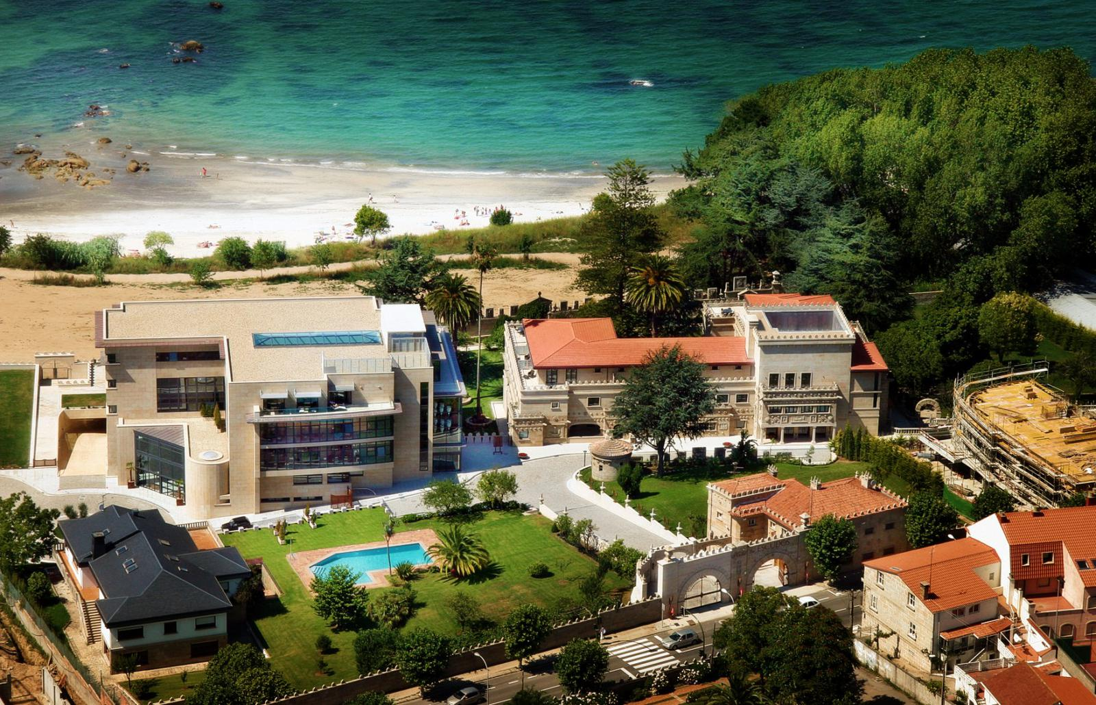 hoteles de playa pazo los escudos