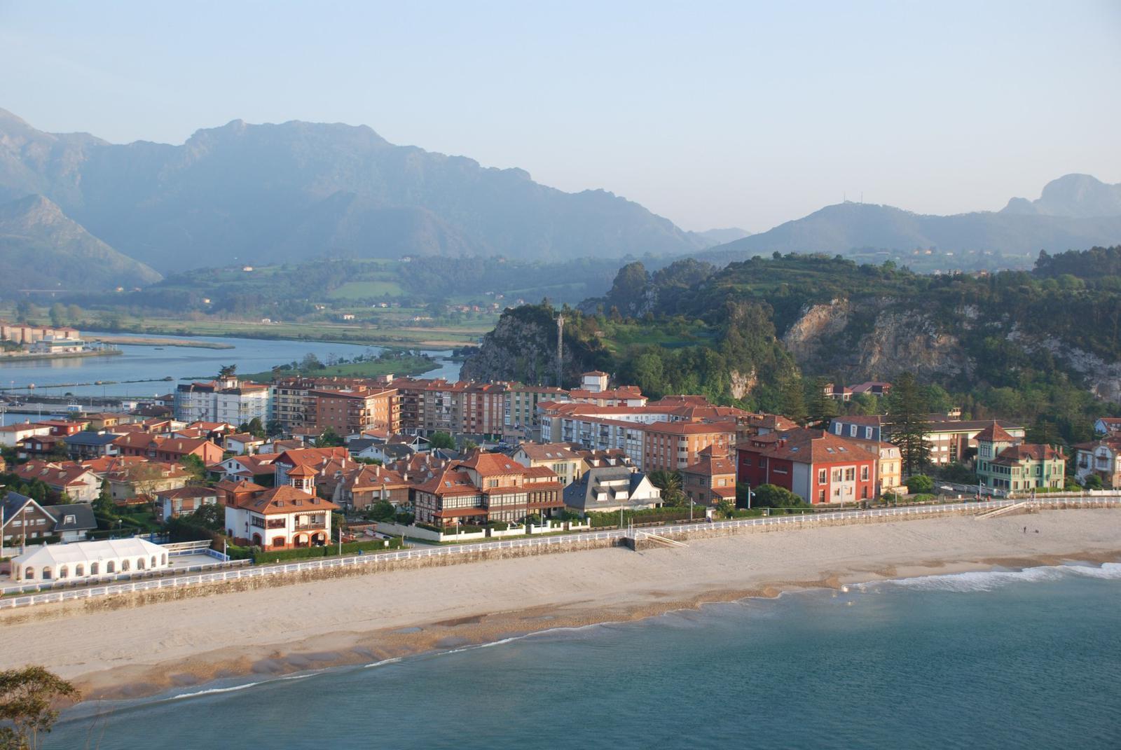 hoteles de playa Ribadesella