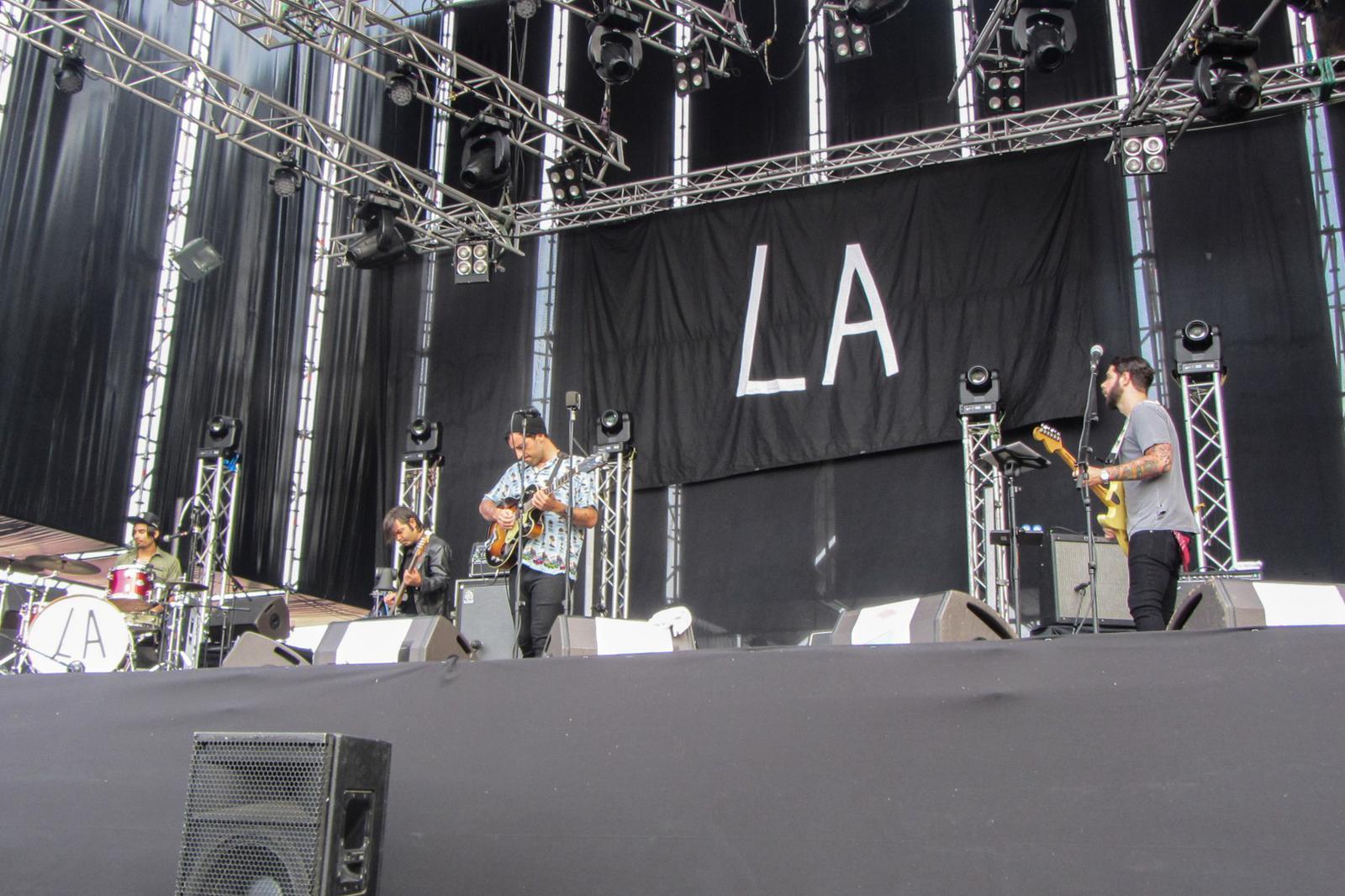 LA 101 sun festival