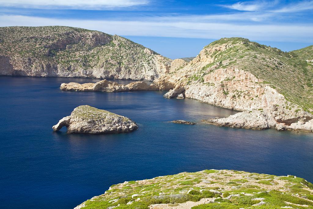 Mallorca con niños isla de cabrera mallorca