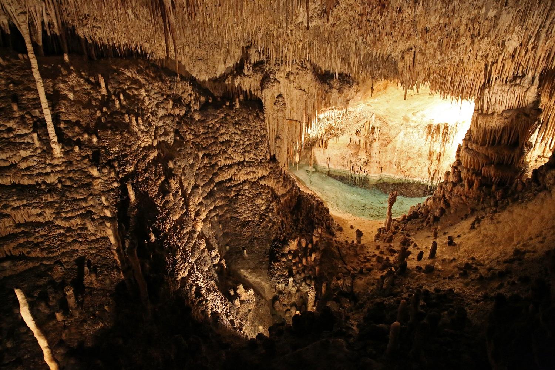Cuevas del Drach. Foto Beatriz Huélamo
