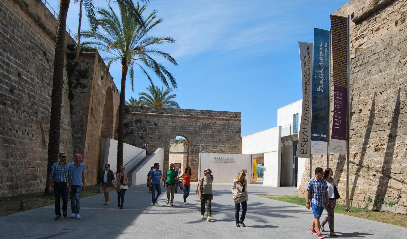 arte en Mallorca guia de Mallorca arte