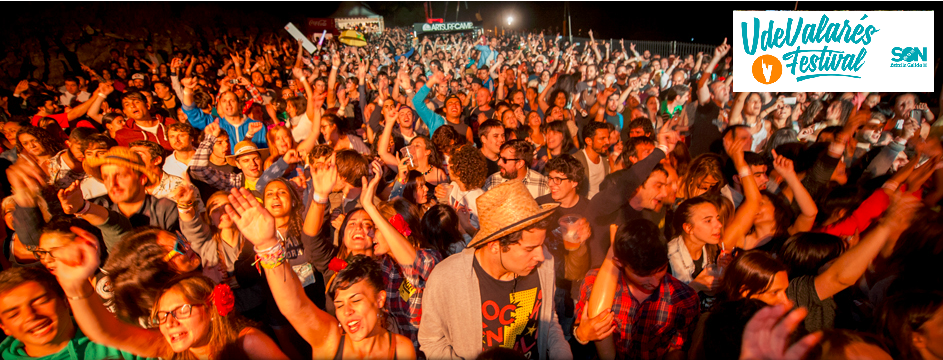 Fesitvalideal Fotografía del público cedidas por el festival V de Valarés