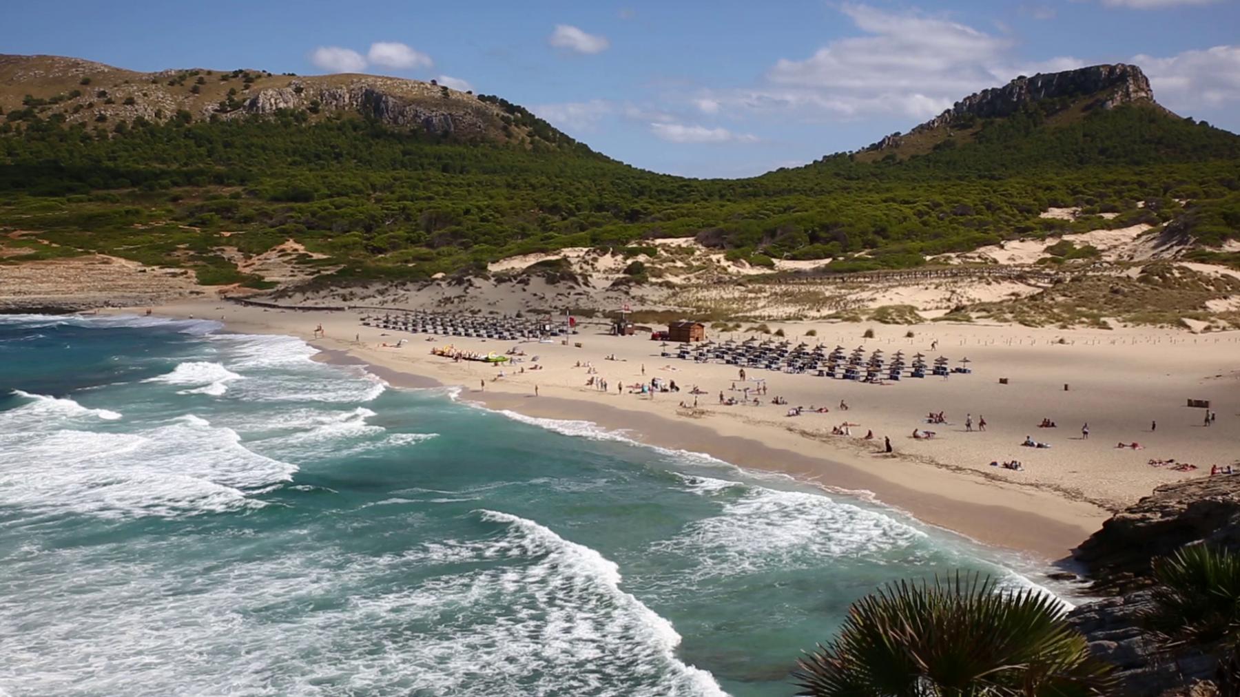 mejores playas de Mallorca guia de playas mallorca agulla mesquida